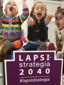 Suomen lastenkulttuurikeskusten liitto mukana kansallisen lapsistrategian valmistelussa