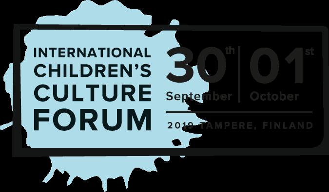 International Children's Culture Forum - lastenkulttuuri fi