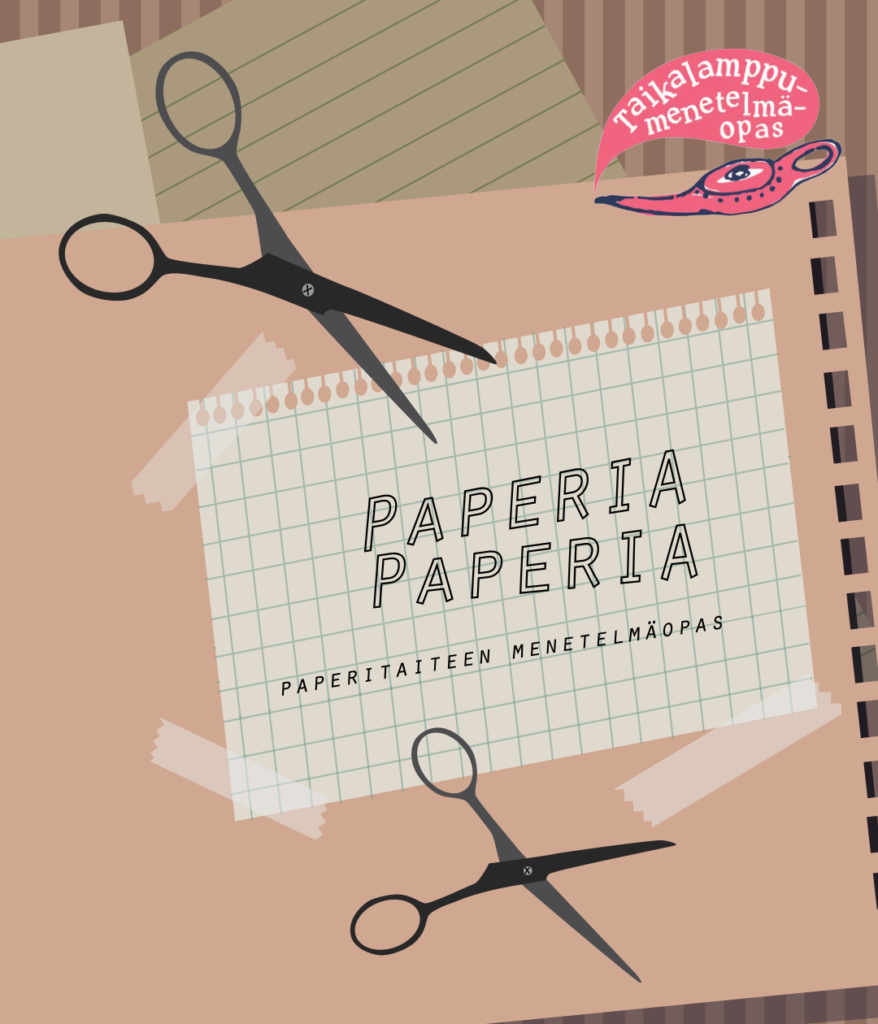 Paperia, paperia – paperitaiteen menetelmäopas