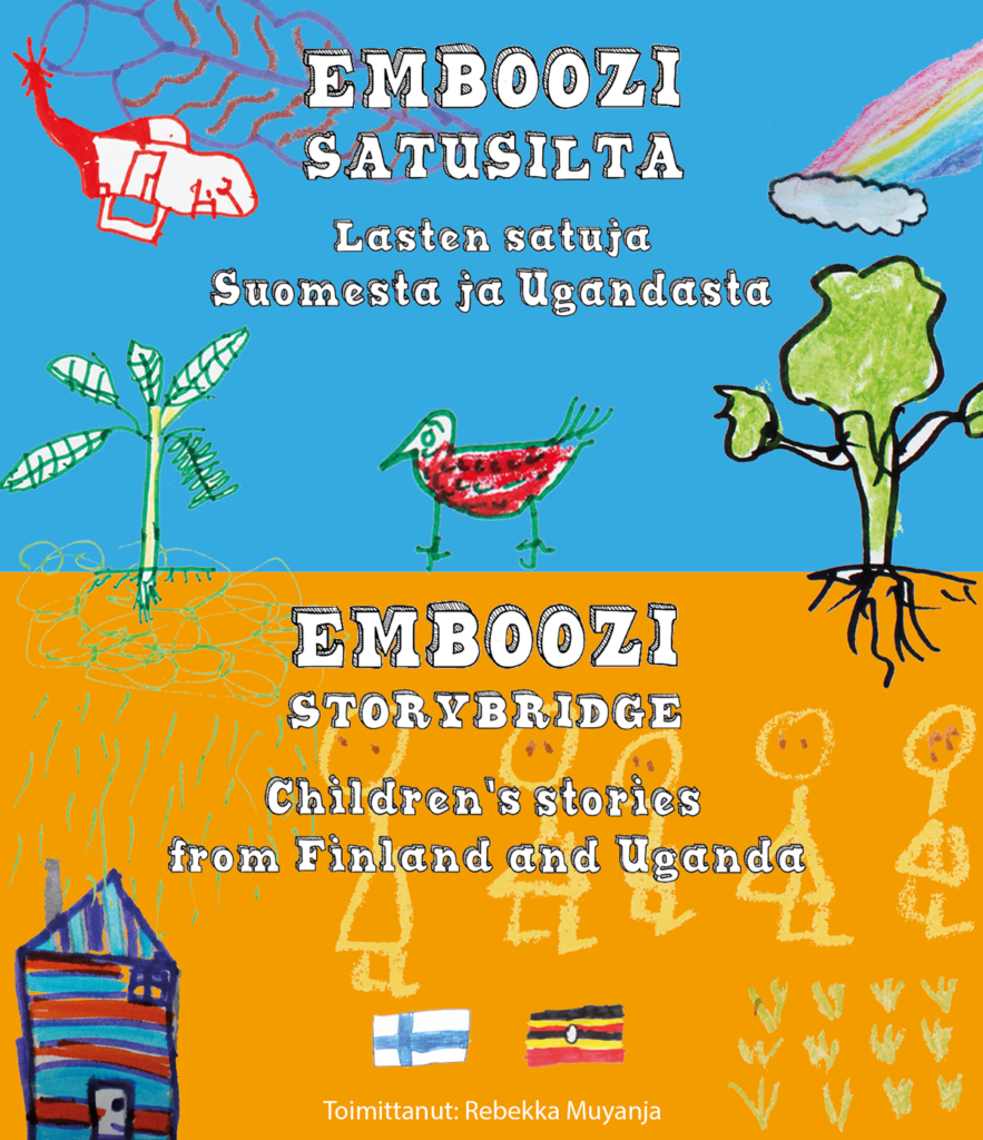 Emboozi Satusilta: Lasten satuja Suomesta ja Ugandasta